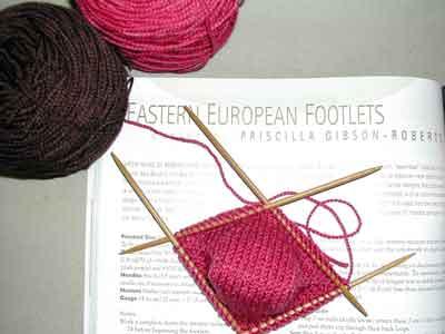 Eastern European Footlets