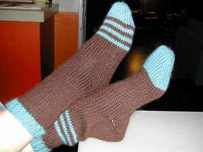 Grand Experiment Socks